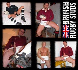 British porn studs
