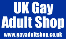 Gay Sex Toys from UK Gay Adult Shop