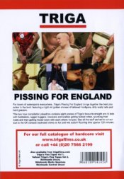 Triga Films, Pissing For England